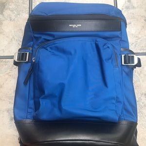 Beautiful Michael Kors Cobalt Blue Backpack!